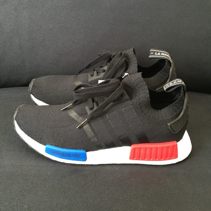 Adidas Nmd R1 Black Solid Grey Black His trainers Office