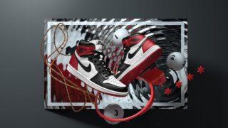 Nike Air Jordan 1のつま黒(Black Toe)カラーが11/5に発売予定!