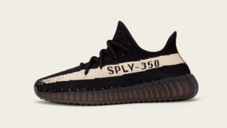 Yeezy Boost 350 V2 Black × White BY1604 が12月17日に発売予定