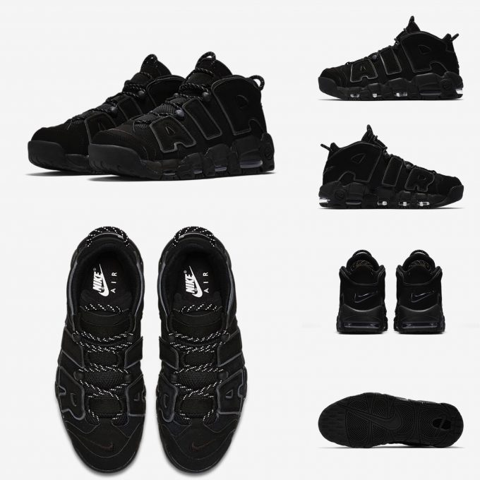 nike-air-more-uptempo-triple-black-3m-reflecive-release-