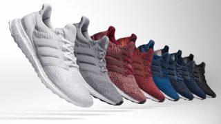 adidas Ultra Boost 3.0が12/6に11カラー同時発売【国内発売未定】