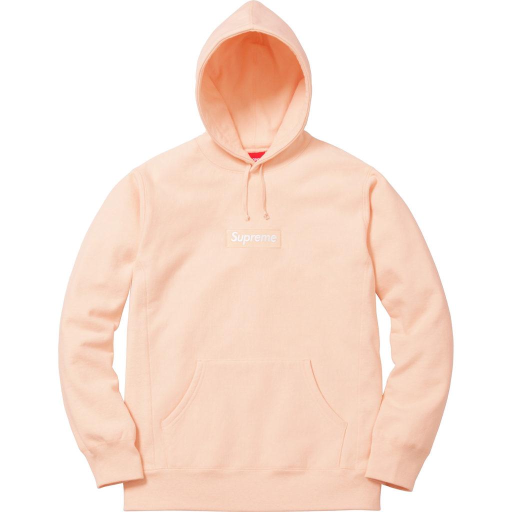 supreme-box-logo-hooded-sweatshirt-pullover-2016aw-20161210-peach
