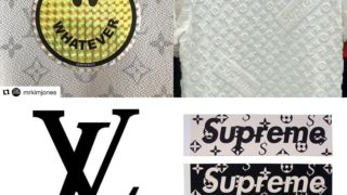 Supreme × Louis Vuitton のコラボアイテムが7/17に発売予定【ボックスロゴTシャツ、パーカー有り】