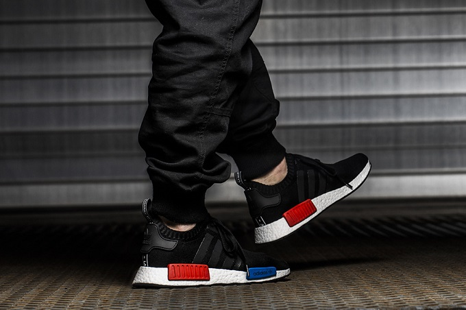 New Adidas NMD R1 PK 'Winter Wool Pack'