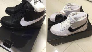 【噂】Riccardo Tisci × Nike Dunk Lux Chukkaが2/9に発売か?