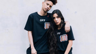 OFF-WHITE × NIKE USA EQUALITY キャンペーンTシャツがニューオーリンズで限定発売