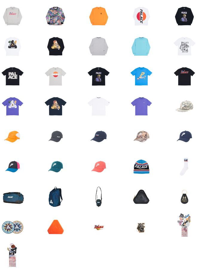palaceskateboards-17ss-collection