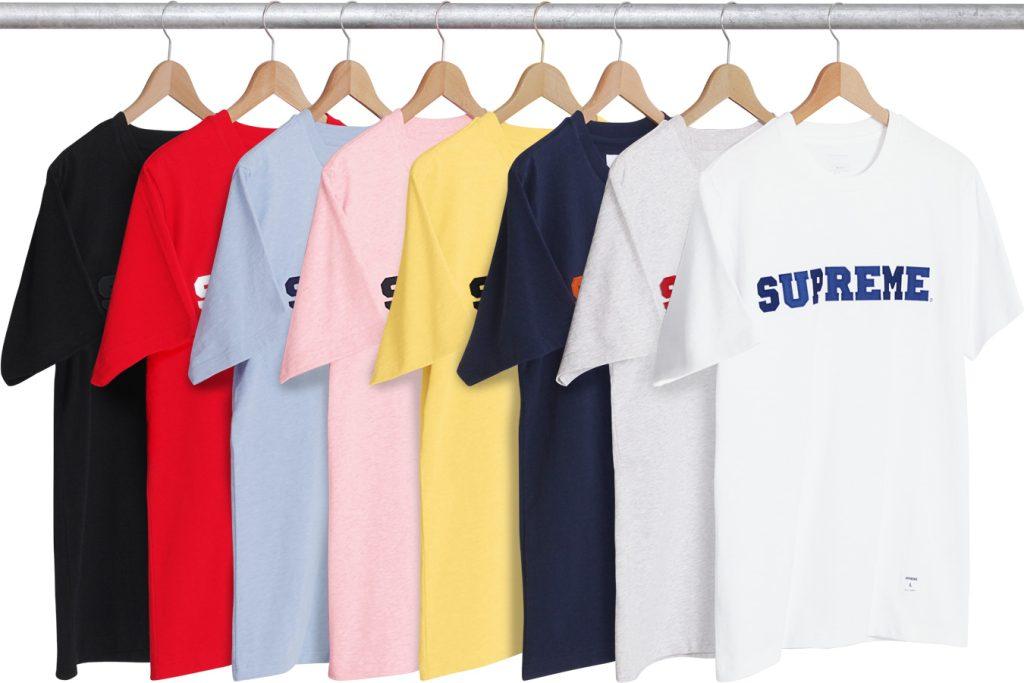 supreme-2017ss-collegiate-logo-tee