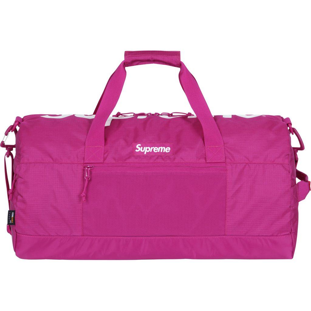 supreme-2017ss-duffle-bag