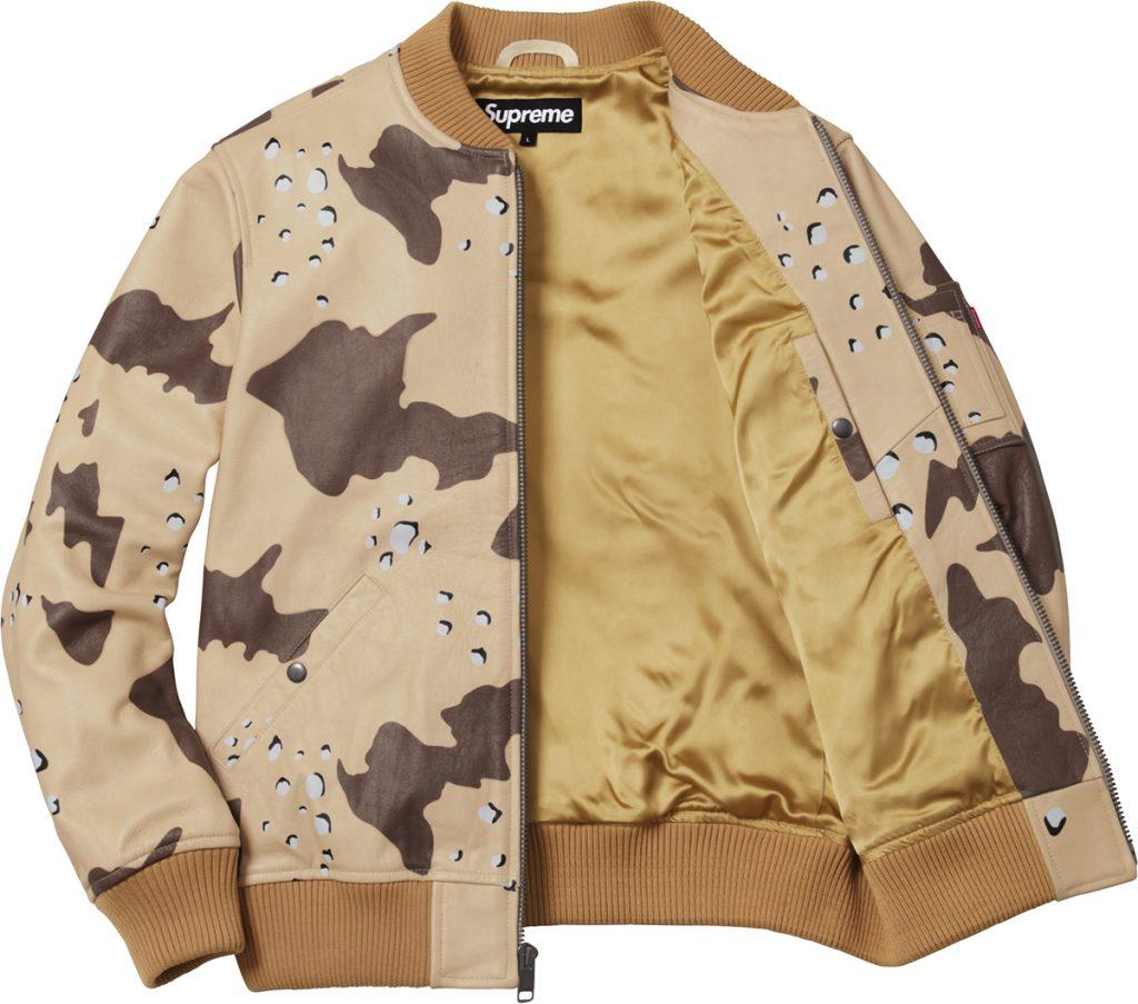 supreme-2017ss-leather-ma-1-jacket