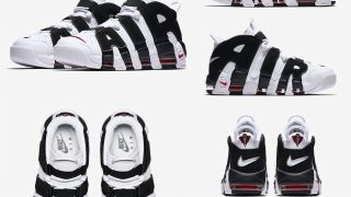 "NIKE AIR MORE UPTEMPO ""SCOTTIE PIPPEN""が6/23に国内再販予定【直リンク有り】"