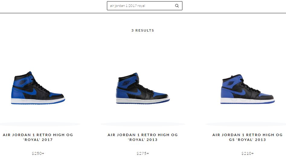 goat-sneaker-app-review-nike-air-jordan-1-royal-2017