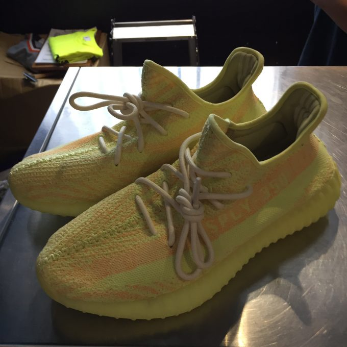 yeezy-boost-350-v2-semi-frozen-yellow-first-sample-model