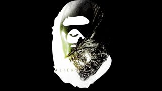 BAPE / A BATHING APE x ALIENのコラボアイテムが5/27に発売予定