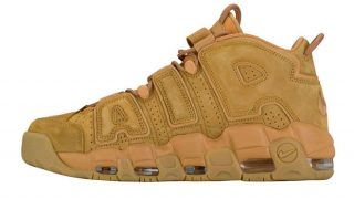 NIKE AIR MORE UPTEMPO FLAXが10月に海外発売予定