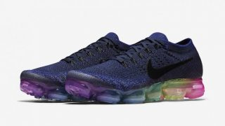 Nike Air VaporMax Be True が6/1に海外発売予定