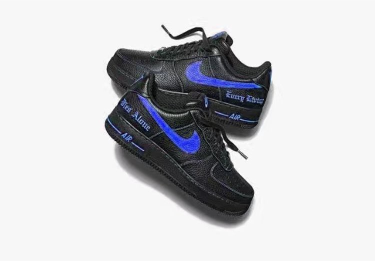 vlone-nike-air-force-1-black-blue-release