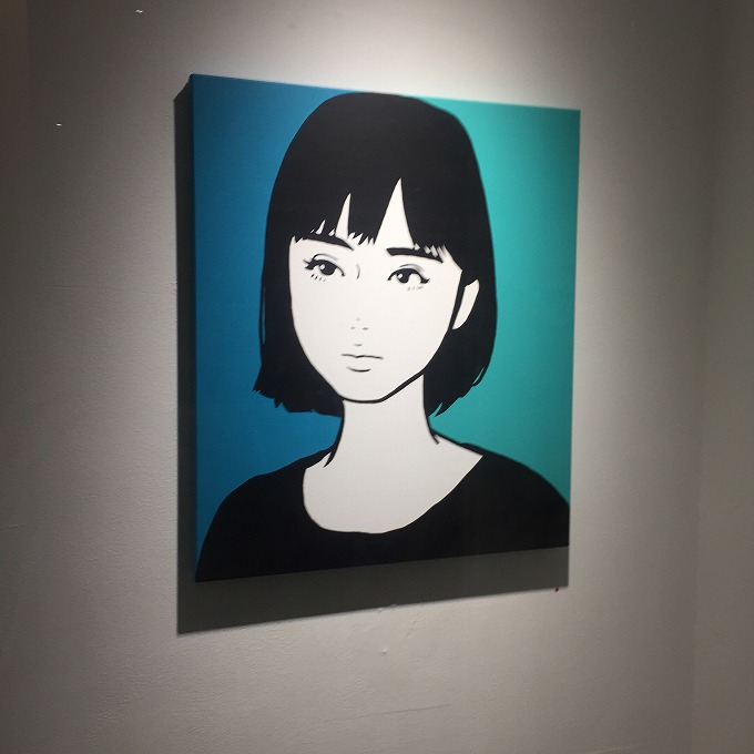 kyne-solo-exhibition-20170720-at-harajuku-gallery-target