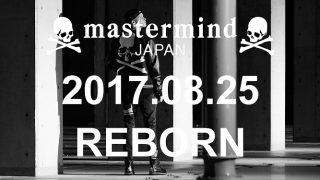mastermind JAPAN / WORLDの最新コレクションが8/25にTHE BLACKSENSE MARKETの店頭で発売予定【オンラインは8/26発売】