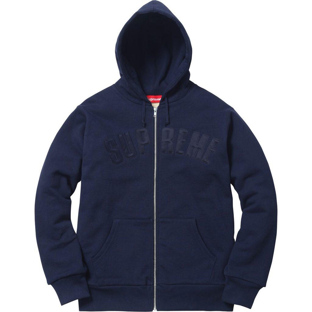 supreme-2017aw-fall-winter-arc-logo-thermal-zip-up-sweatshirt