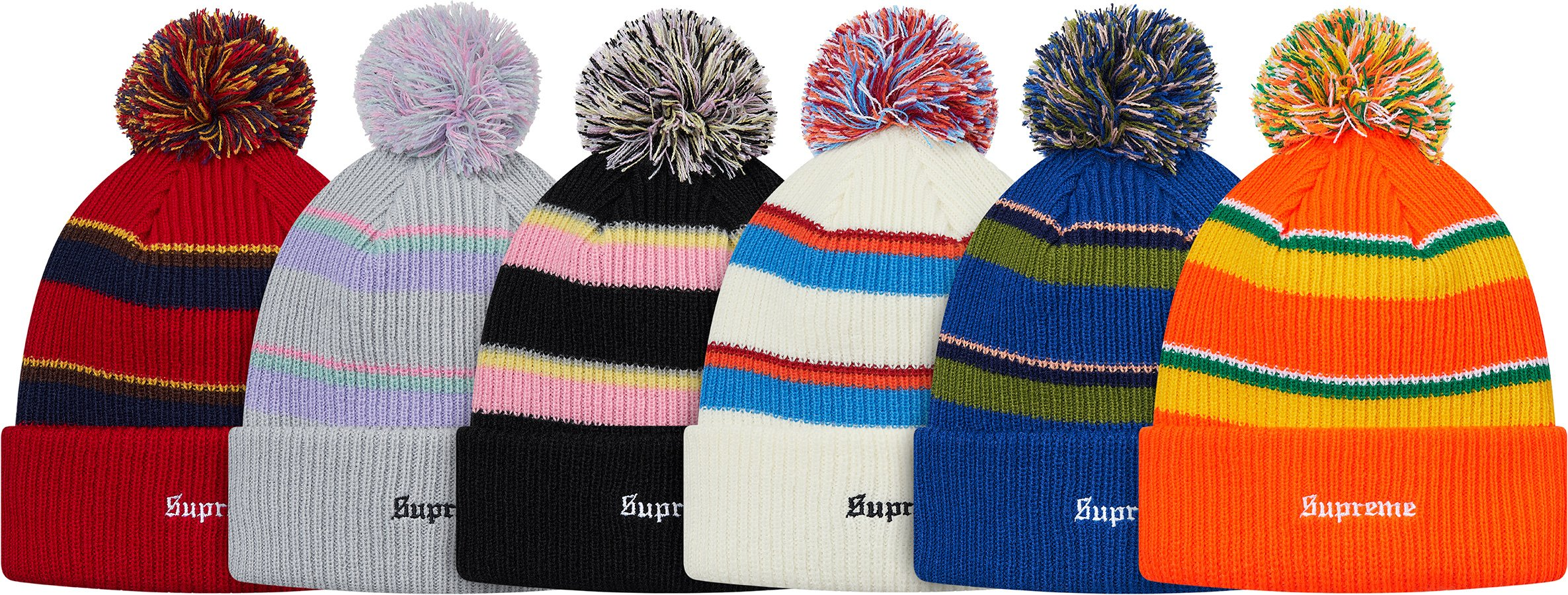 supreme-2017aw-fall-winter-big-stripe-beanie