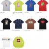 Supreme 2017AWコレクションのTシャツ一覧ページ