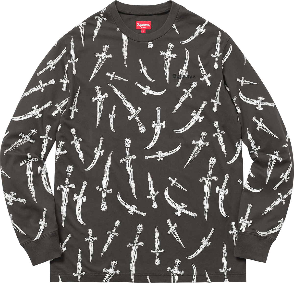 supreme-2017aw-fall-winter-daggers-l-s-top