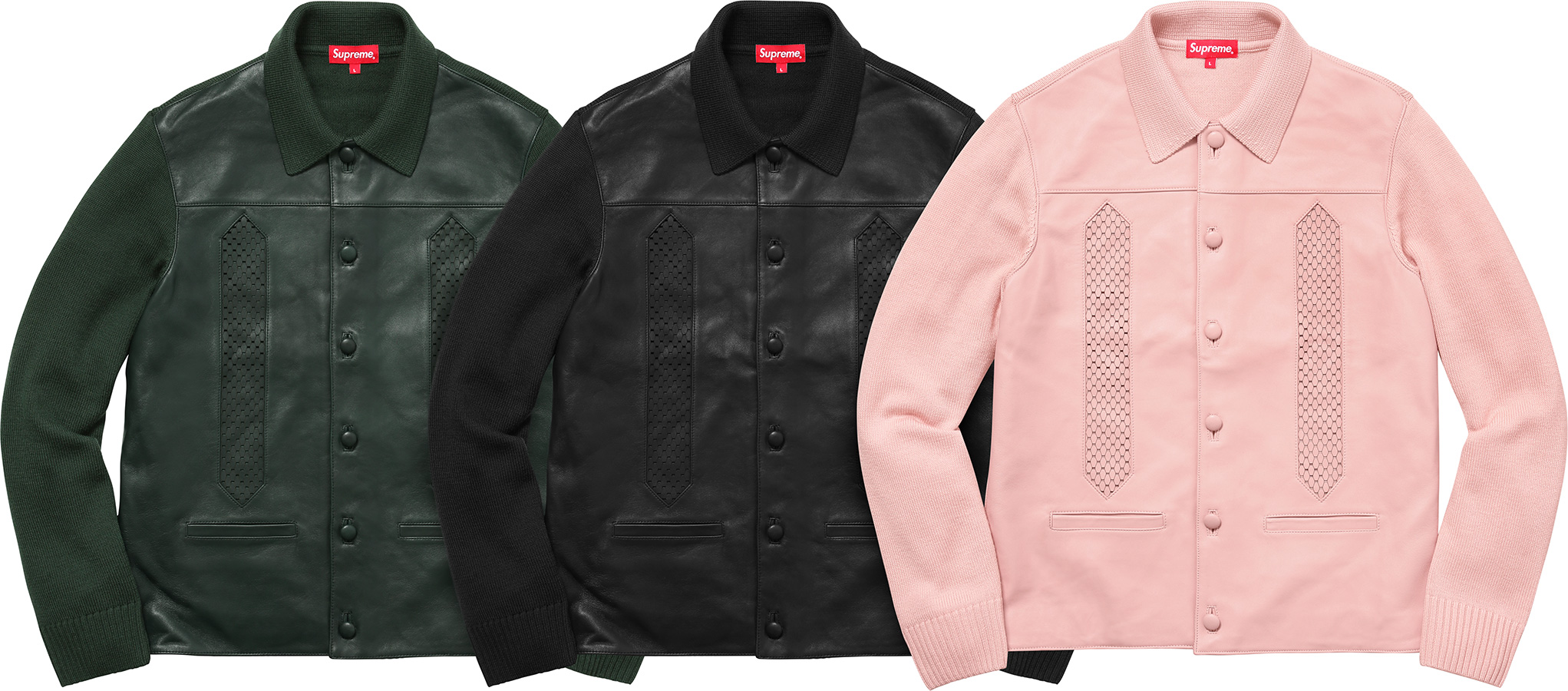 supreme-2017aw-fall-winter-leather-front-polo-sweater