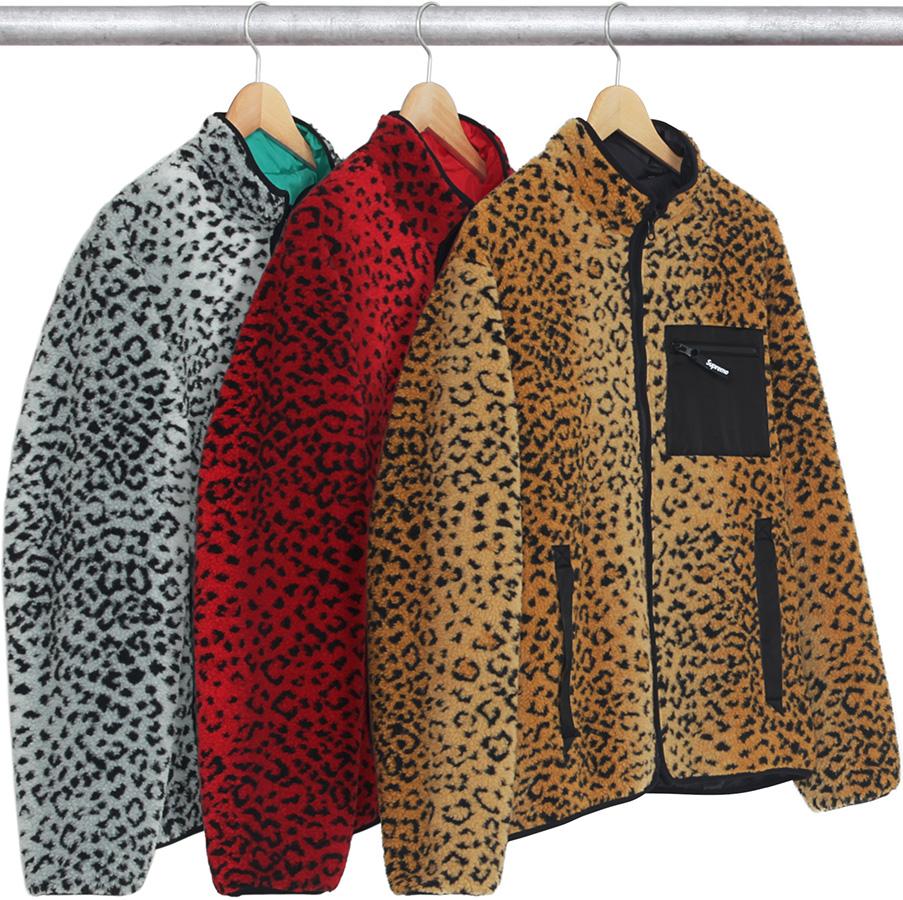 supreme-2017aw-fall-winter-leopard-fleece-reversible-jacket