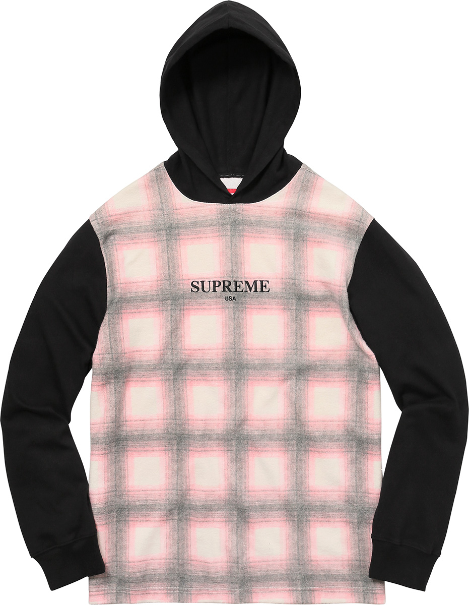supreme-2017aw-fall-winter-plaid-hooded-l-s-top