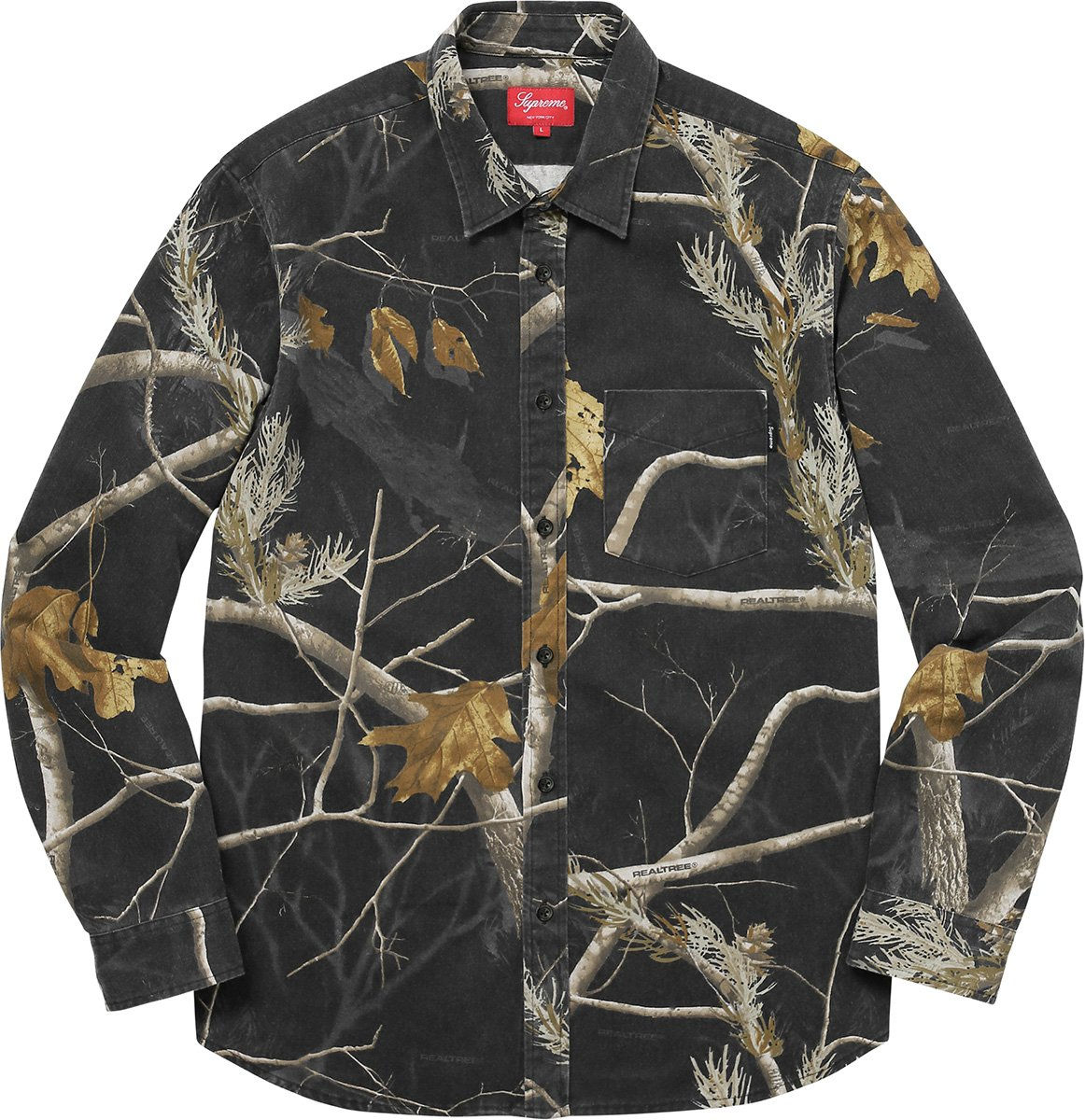 supreme-2017aw-fall-winter-realtree-camo-flannel-shirt