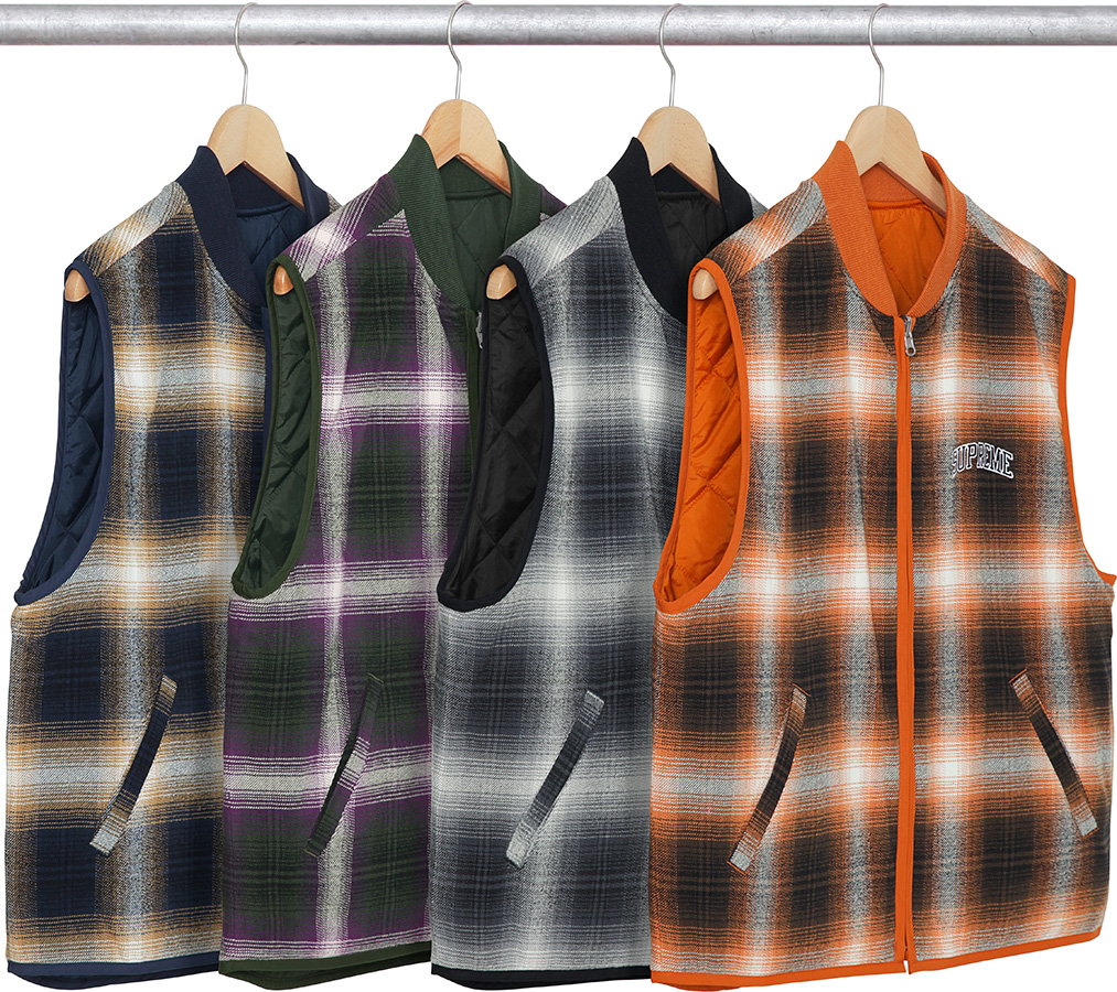 supreme-2017aw-fall-winter-reversible-shadow-plaid-vest