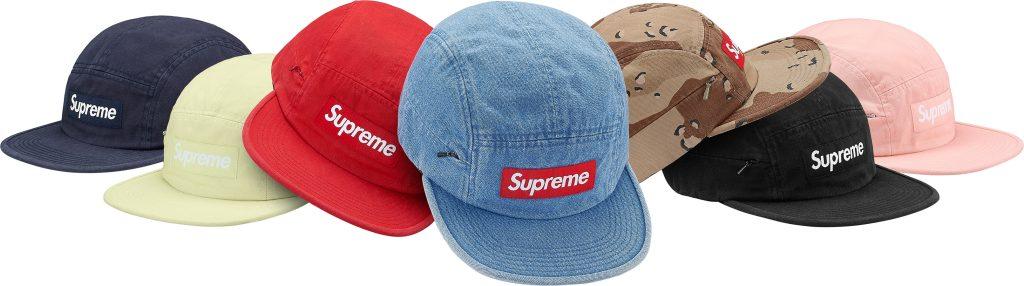 supreme-2017aw-fall-winter-side-zip-camp-cap
