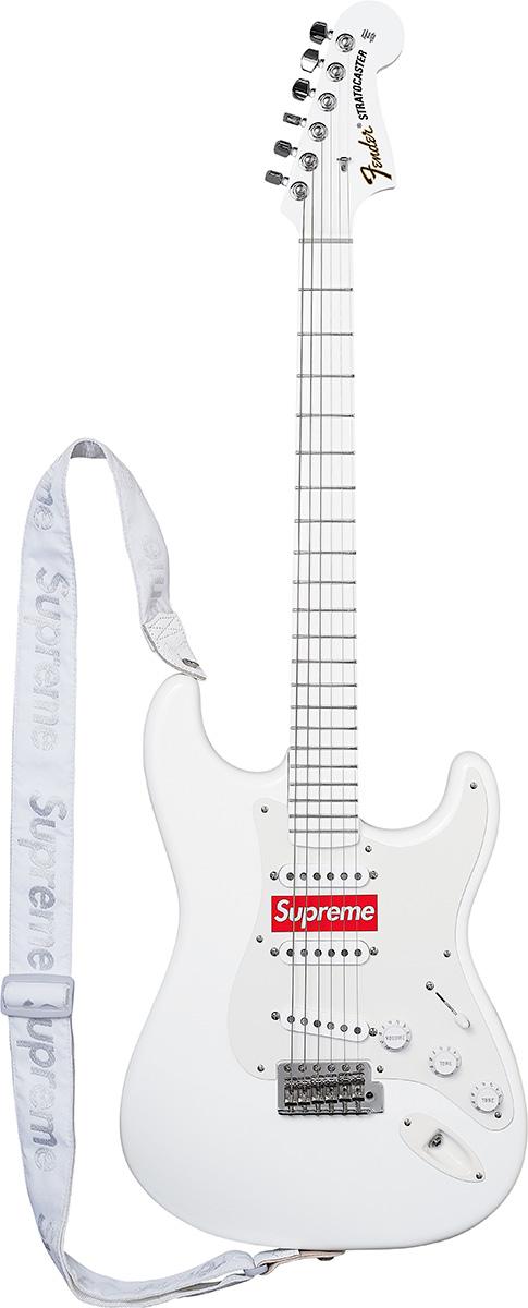 supreme-2017aw-fall-winter-supreme-fender-stratocaster