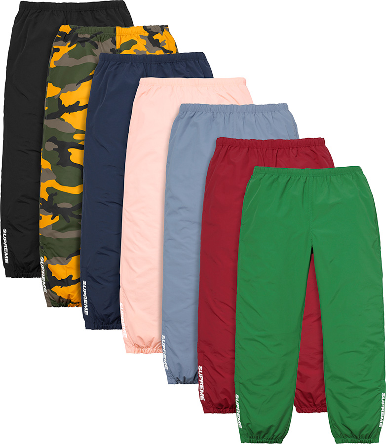 supreme-2017aw-fall-winter-warm-up-pant