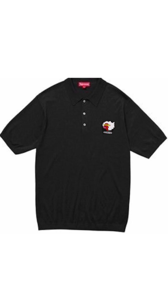 supreme-2017aw-leak-items-gonz-polo-shirt