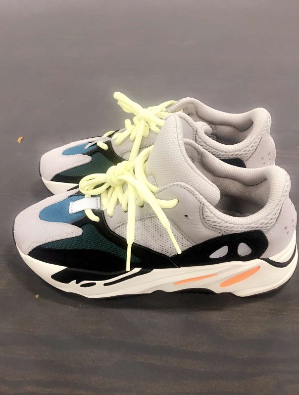 Yeezy Supply >> YEEZY WAVE RUNNER 700が8/13にYEEZY SUPPLYで発売 | God Meets Fashion