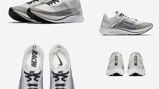 NIKE ZOOM FLY SP WHITE BLACKが9/28に国内発売予定【直リンク有り】