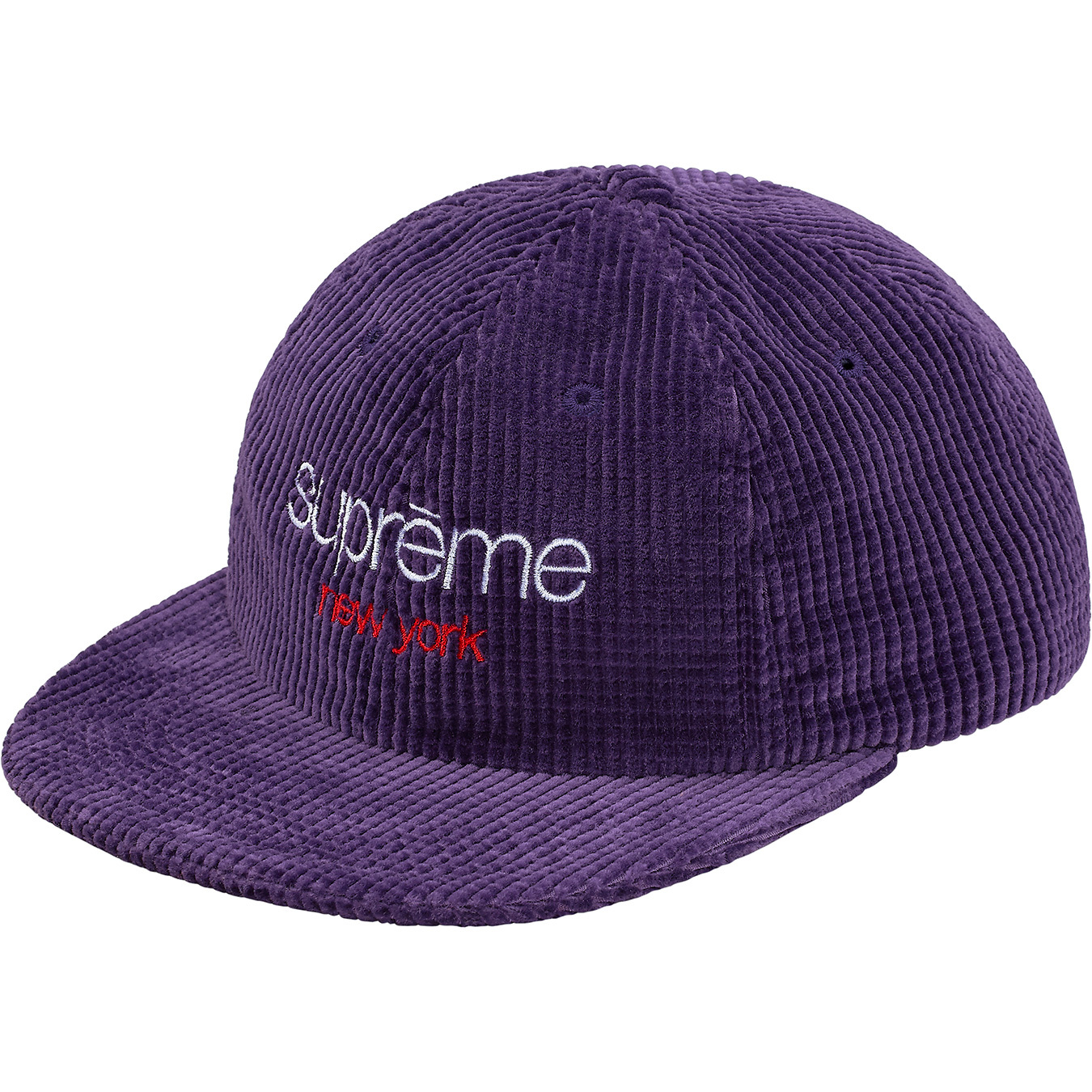 supreme-2017aw-fall-winter-waffle-cord-classic-logo-6-panel