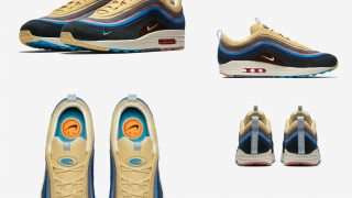 NIKE AIR MAX 1/97 SEAN WOTHERSPOONが3/24に国内発売予定【直リンク有り】
