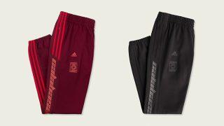 YEEZY CALABASAS TRACK PANTS 2カラーが11/22に国内発売予定【コンソーシアム取扱店で販売】