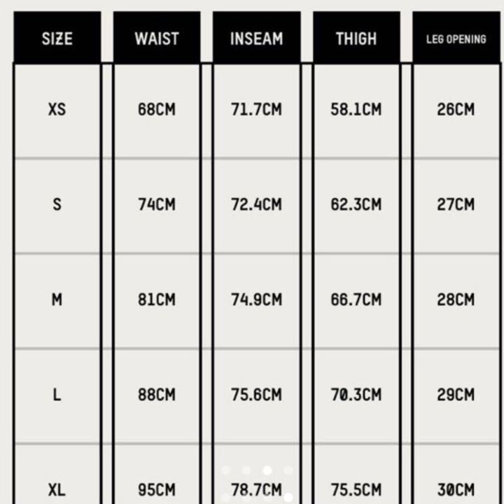 yeezy-calabasas-track-pants-black-maroon-size-chart