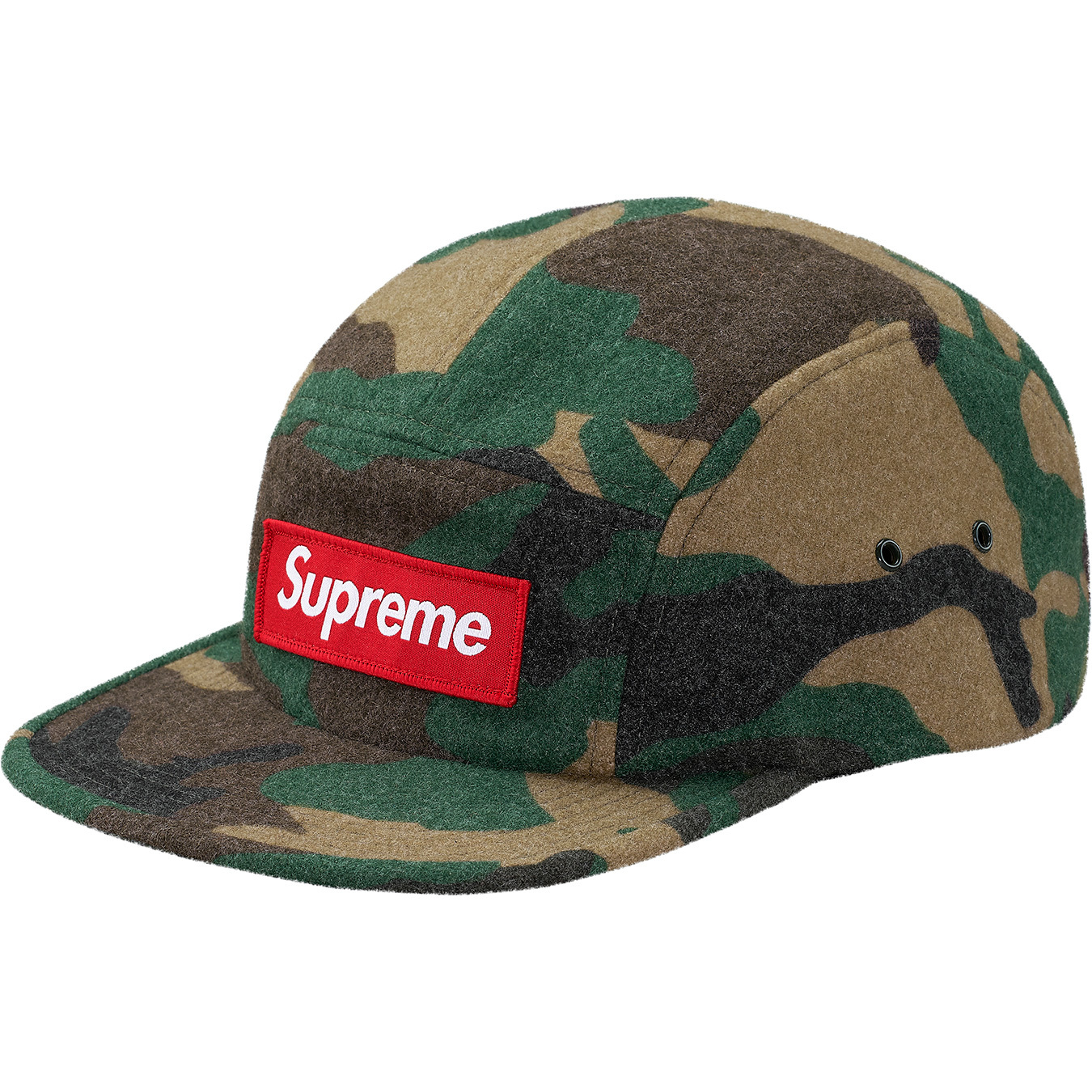 supreme-2017aw-fall-winter-camo-wool-camp-cap
