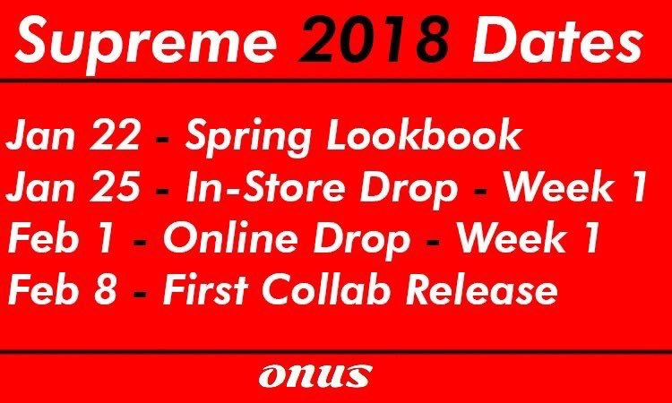 supreme-2018ss-spring-summer-launch-schedule