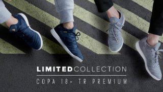 adidas Copa 18+ Premium 2カラーが1/19から国内発売中【直リンク有り】