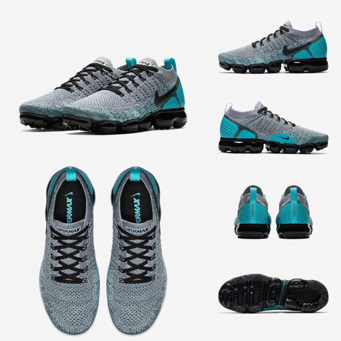 0ef7f9a4fdd3 ... Dusty Cactus Hyper Jade 942842  Special For Shoe New NIKE AIR VAPORMAX  2.0 HYPER JADEが322に国内発売予定 ...