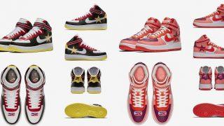 Riccardo Tisci × Nike Victorious Minotaurs 2ndコレクションが2/23に国内発売予定【直リンク有り】