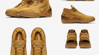 NIKE AIR ZOOM GENERATION WHEAT GOLDが2/15に国内発売予定【直リンク有り】