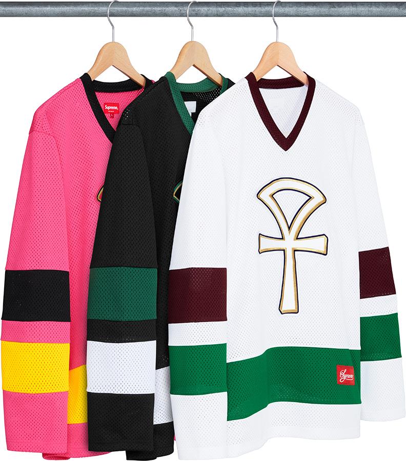 supreme-18ss-spring-summer-ankh-hockey-jersey