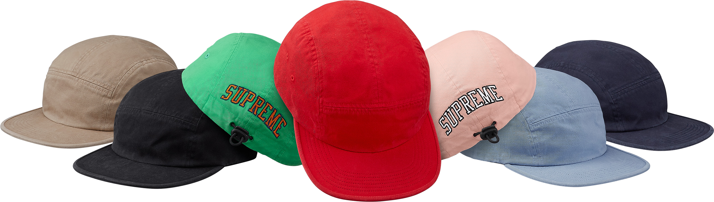 supreme-18ss-spring-summer-arc-logo-shockcord-camp-cap